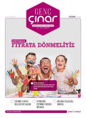 2017 Genç Çınar Dergimize ulaşmak için tıklayın.