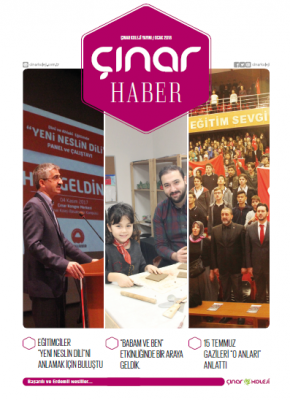 2018 Çınar Haber Dergimize ulaşmak için tıklayın.