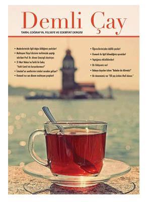 Demli Çay Dergisi'ne ulaşmak için tıklayınız.
