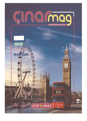 Çınar Mag Dergisi'ne ulaşmak için tıklayınız.
