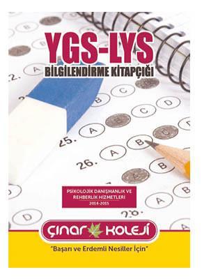 YGS-LYS Kitapçığı'na Ulaşmak İçin Tıklayınız