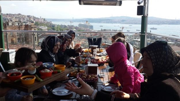 İstanbul'un Tarihi ve Kültürel Mekânlarını Geziyoruz