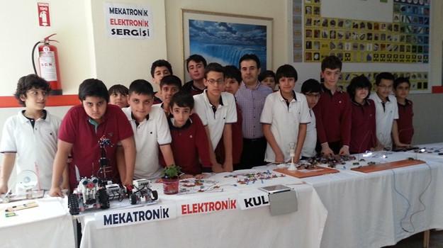 Mekatronik-Elektronik Kulübümüz Açıldı!