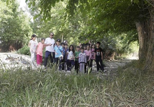 Küçük Çınarlar Çınaraltı Kampında:):)