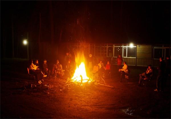 Çınar Öğretmenleri Bolu Kampında...