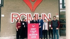 Geleceğin Diplomatları Çınar'da Yetişiyor...