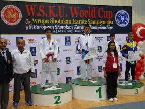 Şampiyonlar Çınar Koleji'nden Çıkar