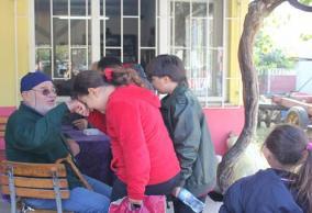 Çınar'da Bir Başkadır Bayramlaşma Ve Yardımlaşma Sevinci